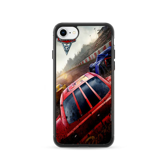 Cars 3 Course Victoire iPhone 8 Case | Frostedcase