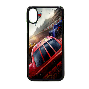 Cars 3 Course Victoire iPhone X Case | Frostedcase