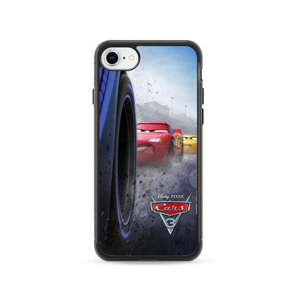Cars 3 Disnsey iPhone 8 Case | Frostedcase