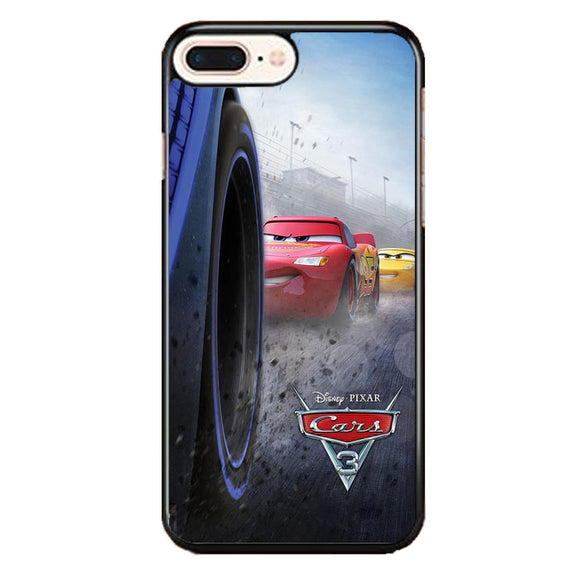 Cars 3 Disnsey iPhone 8 Plus Case | Frostedcase