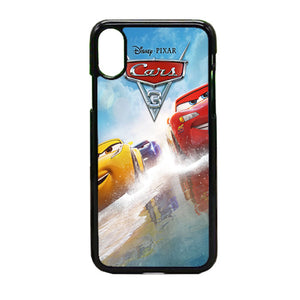 Cars 3 iPhone X Case | Frostedcase