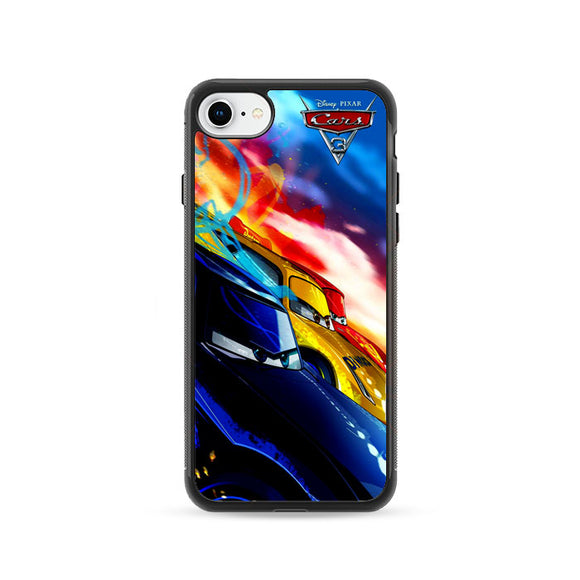 Cars 3 iPhone 8 Case | Frostedcase