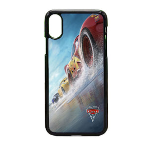 Cars 3 Poster iPhone X Case | Frostedcase