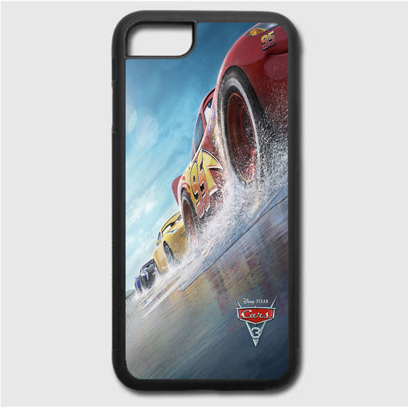 Cars 3 Poster iPhone 7 Case | Frostedcase