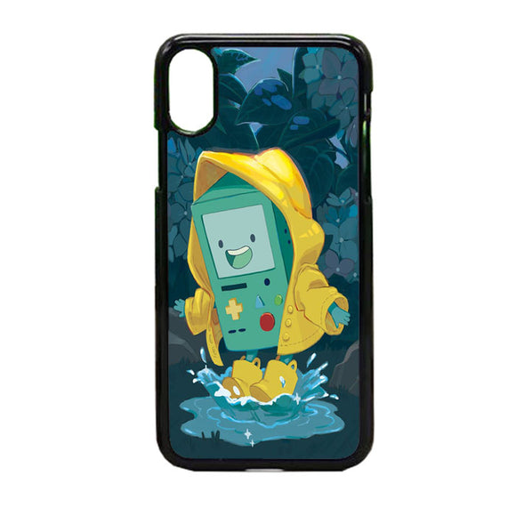 Cartoon Characters Adventure Time iPhone X Case | Frostedcase