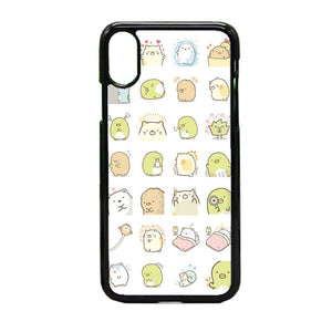 Cat Stamp iPhone X Case | Frostedcase