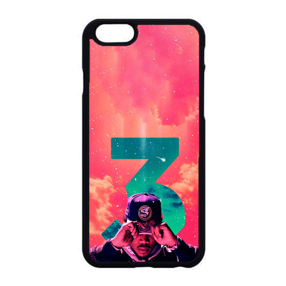 Chance The Rapper Coloring Book iPhone 6|6S Case | Frostedcase