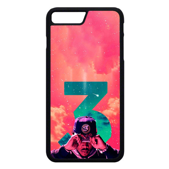 Chance The Rapper Coloring Book iPhone 7 Plus Case | Frostedcase