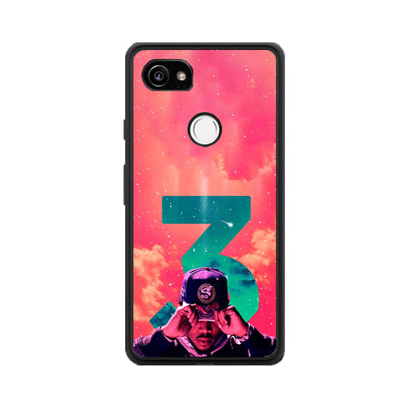 Chance The Rapper Coloring Book Google Pixel 2 Case | Frostedcase
