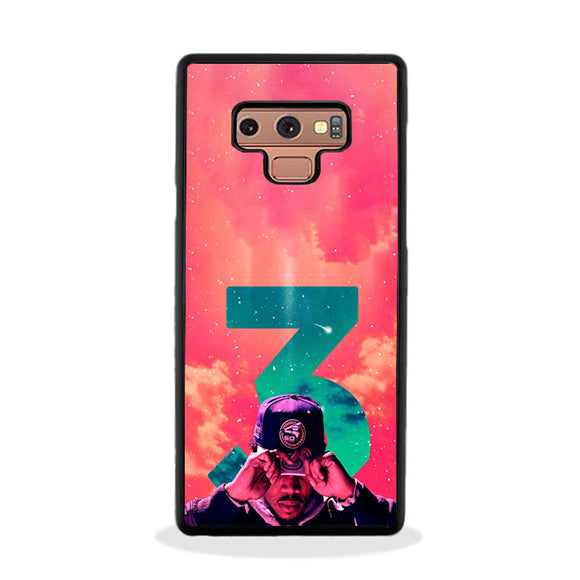 Chance The Rapper Coloring Book Samsung Galaxy Note 9 Case | Frostedcase