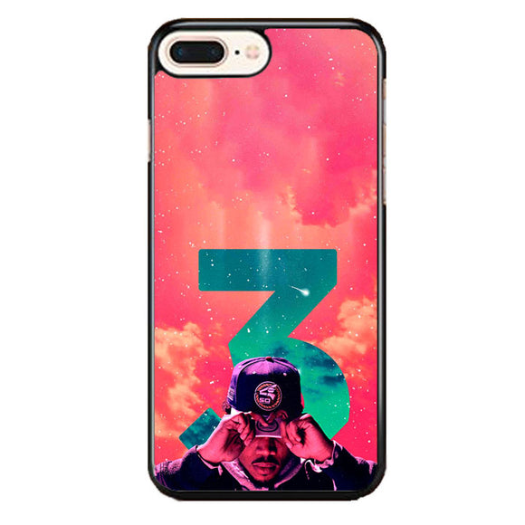 Chance The Rapper Coloring Book iPhone 8 Plus Case | Frostedcase