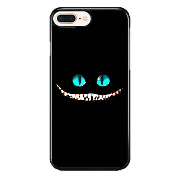 Chat Alice Au Pays Des Merveilles iPhone 8 Plus Case | Frostedcase