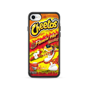 Cheetos iPhone 8 Case | Frostedcase
