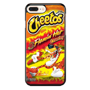 Cheetos iPhone 8 Plus Case | Frostedcase