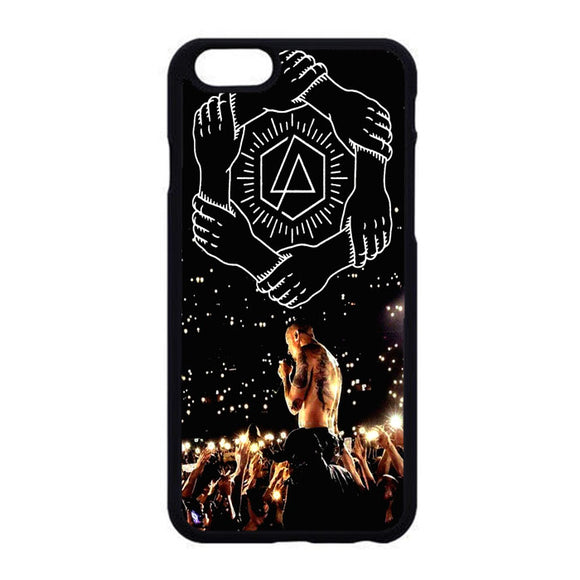 Chester Bennington Homenaje Linkin Park iPhone 6|6S Case | Frostedcase
