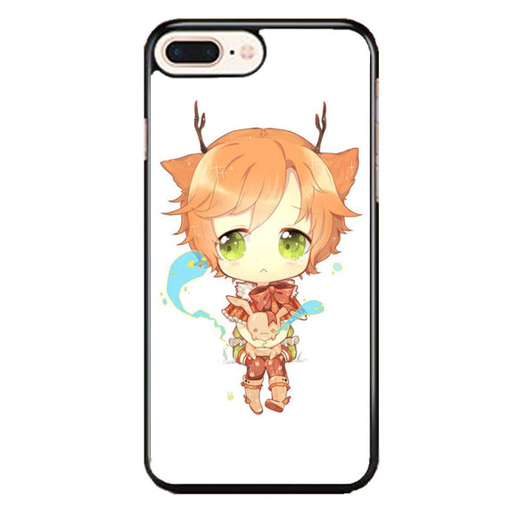 Chibi iPhone 8 Plus Case | Frostedcase