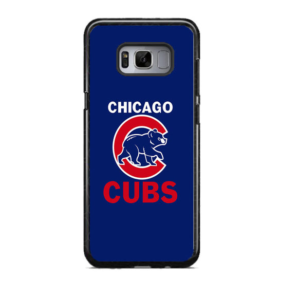 Chicago Cubs Samsung Galaxy S8 Case | Frostedcase