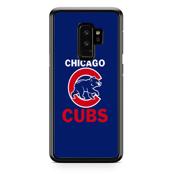 Chicago Cubs Samsung Galaxy S9 Plus Case | Frostedcase