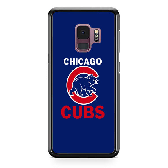 Chicago Cubs Samsung Galaxy S9 Case | Frostedcase