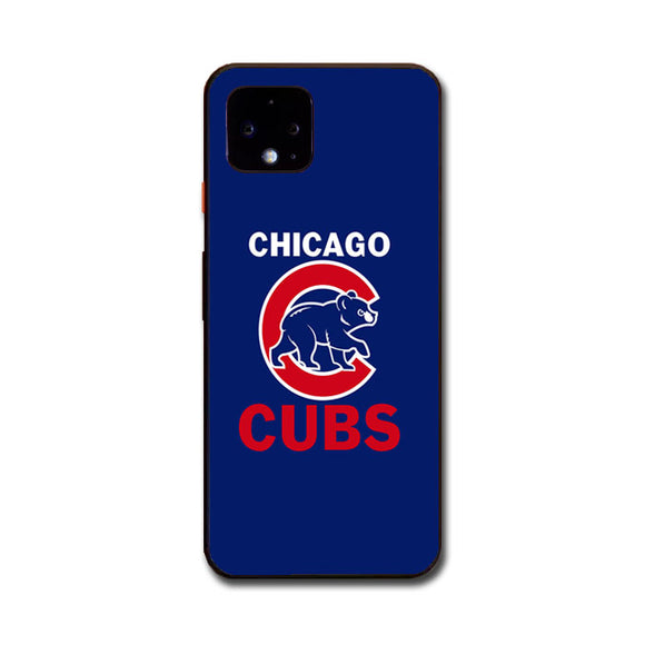 Chicago Cubs Google Pixel 4 Case | Frostedcase