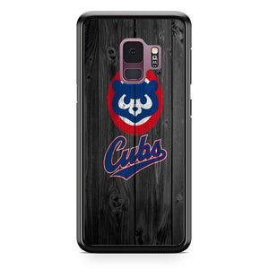 Chicago Cubs Logo Samsung Galaxy S9 Case | Frostedcase