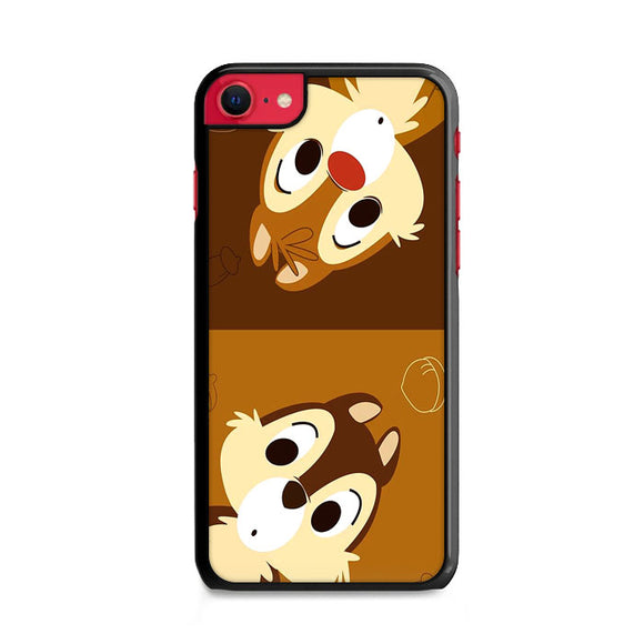 Chip And Dale Disney iPhone SE Case | Frostedcase