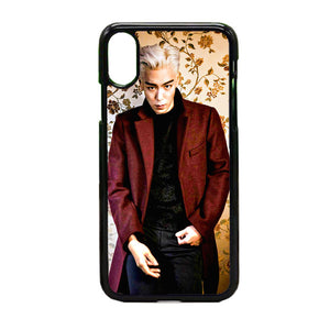 Choi Seung Hyun iPhone X Case | Frostedcase