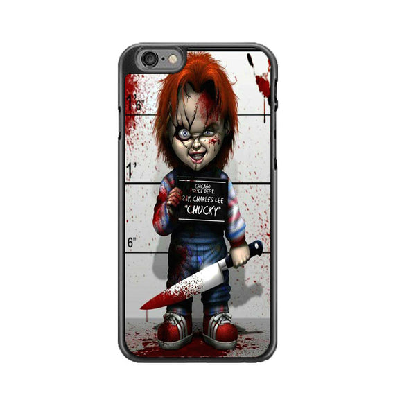 Chucky Doll Horror Movie iPhone 6 Plus|6S Plus Case | Frostedcase