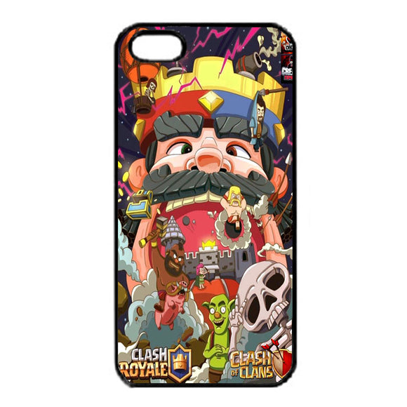Clash Royale iPhone 5|5S|SE Case | Frostedcase