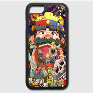 Clash Royale iPhone 7 Case | Frostedcase