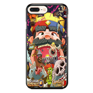 Clash Royale iPhone 8 Plus Case | Frostedcase