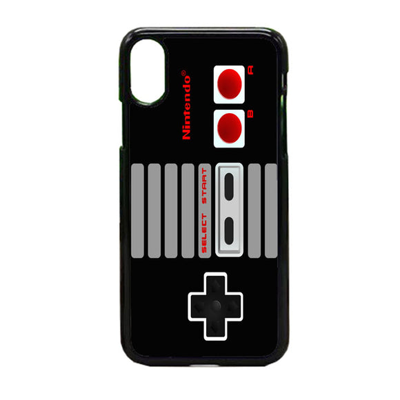 Classic Retro Nintendo Game Controller iPhone XS Max Case | Frostedcase
