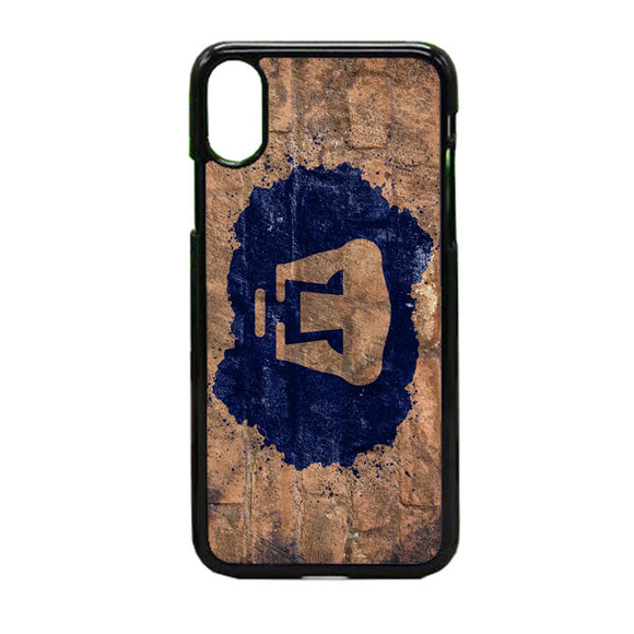 Club Universidad Pumas Unam Brown iPhone X Case | Frostedcase