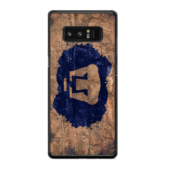 Club Universidad Pumas Unam Brown Samsung Galaxy Note 8 Case | Frostedcase
