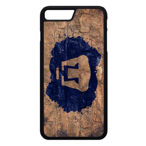 Club Universidad Pumas Unam Brown iPhone 7 Plus Case | Frostedcase