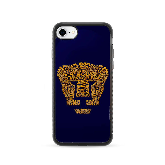 Club Universidad Pumas Unam iPhone 8 Case | Frostedcase