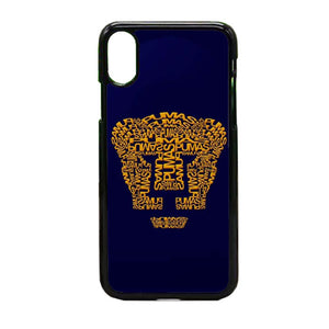 Club Universidad Pumas Unam iPhone X Case | Frostedcase