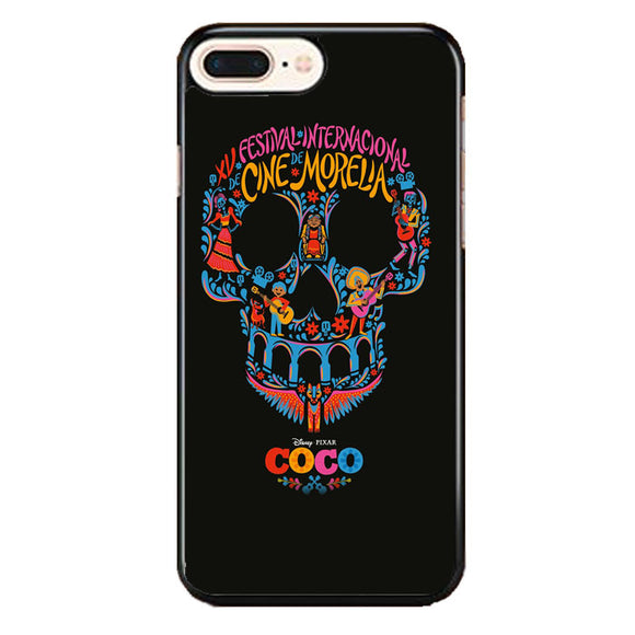 Coco Art iPhone 8 Plus Case | Frostedcase