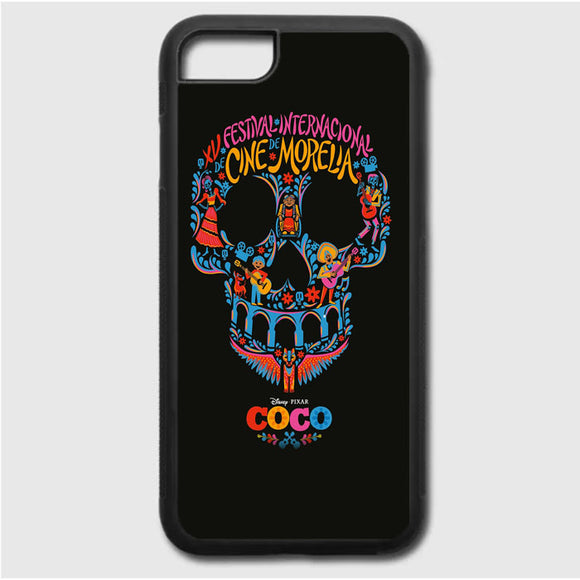 Coco Art iPhone 7 Case | Frostedcase