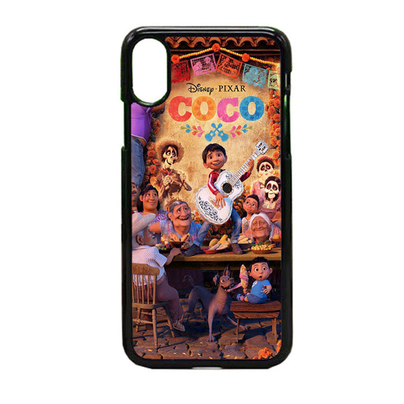 Coco Fam iPhone X Case | Frostedcase