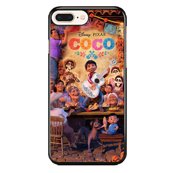 Coco Fam iPhone 8 Plus Case | Frostedcase