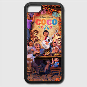 Coco Fam iPhone 7 Case | Frostedcase