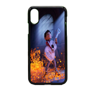 Coco Guitar iPhone X Case | Frostedcase