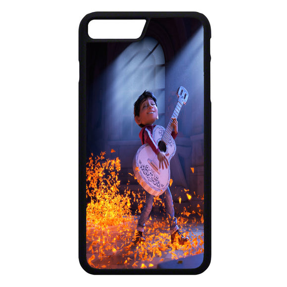 Coco Guitar iPhone 7 Plus Case | Frostedcase