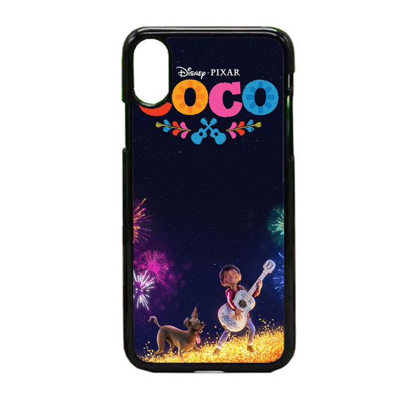 Coco Poster iPhone X Case | Frostedcase
