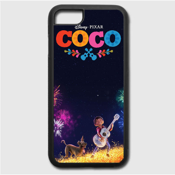 Coco Poster iPhone 7 Case | Frostedcase