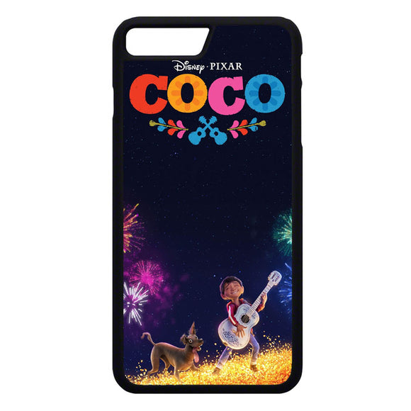 Coco Poster iPhone 7 Plus Case | Frostedcase