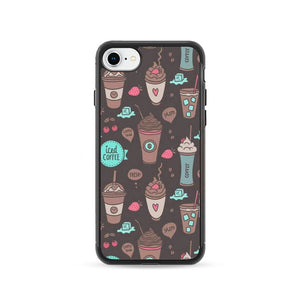 Coffe iPhone 8 Case | Frostedcase