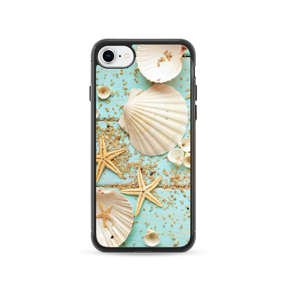 Conchas Y Estrellas De Mar iPhone 8 Case | Frostedcase