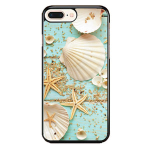 Conchas Y Estrellas De Mar iPhone 8 Plus Case | Frostedcase